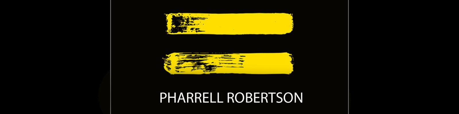 Pharell Robertson Pharell Robertson LOGOPHARRELL 1600x400
