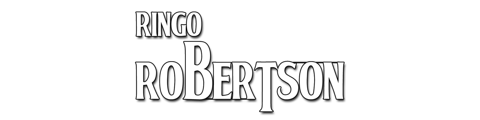 Ringo Robertson Ringo Robertson LOGORINGO 1 1600x400